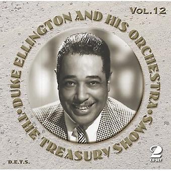 Duke Ellington - Duke Ellington: Vol. 12 og finansministeriet viser [CD] USA import
