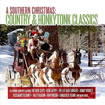 Noël du Sud: Pays & Honkytonk - Noël Sud: importation USA pays & Honkytonk [CD]
