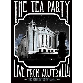 Tea Party - reformationen Tour: Live fra Australien [DVD] USA import