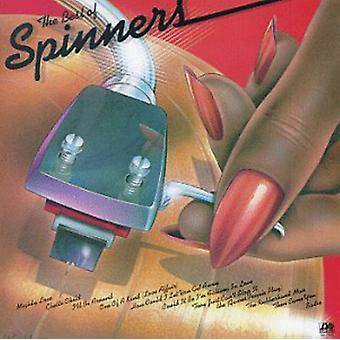Spinners - Best of Spinners [CD] USA import