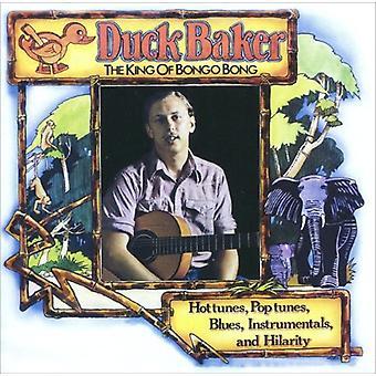 Duck Baker - kongen af Bongo Bong [CD] USA import