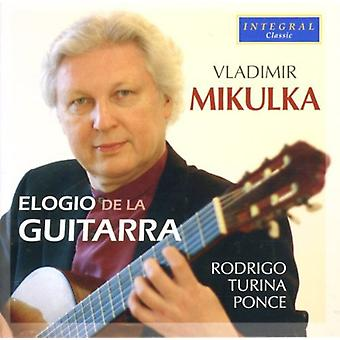 Joaquin / Mikulka - Elogio De La Guitarra [CD] USA import