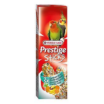 VL Prestige store Parakit Sticks eksotiske frugt 2pk (Pack af 8)