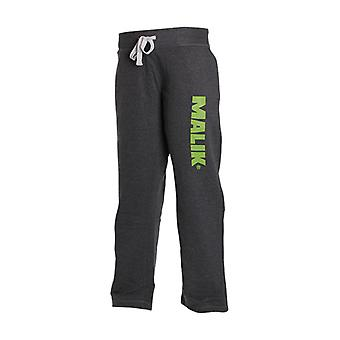 Malik SweatPants 2X Large Grey