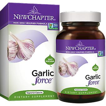 New Chapter Garlic Force VCaps 30 Ct