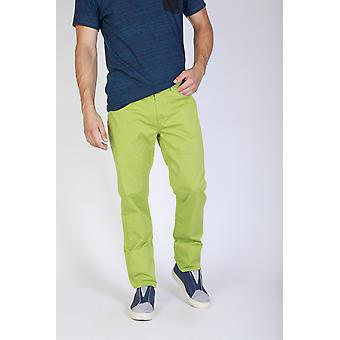 Jaggy Trousers Green Men