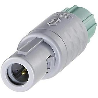 ODU S11M07-P02MPH0-0000 MEDI-SNAP Circular Connector With Push-pull Lock Nominal current (details): 14 A Number of pins: