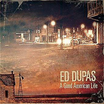 Ed Dupas - goede American Life [CD] USA import