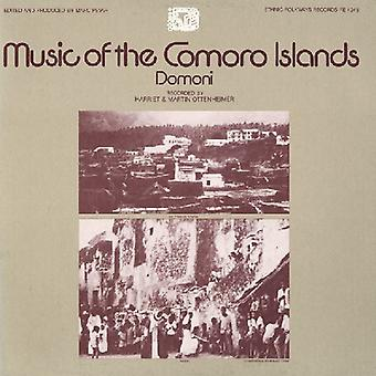 Music of the Comoro Islands: Domani - Music of the Comoro Islands: Domani [CD] USA import