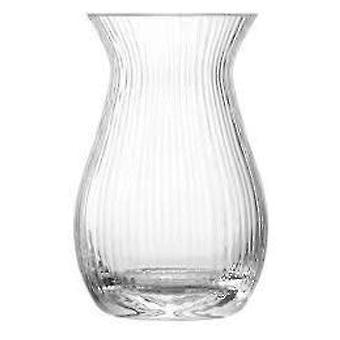 Lsa Texture Flower Posy Vase Fine Optic H17.5cm (Home , Decoration , Vases)