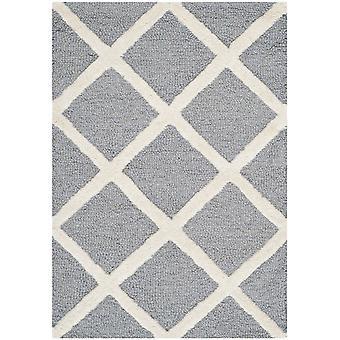 Sophie Silver uld geometrisk tæppe - Safavieh