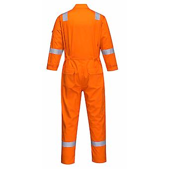 Portwest - Bizflame Plus Flame Resistant Safety Workwear Ladies Coverall 350g