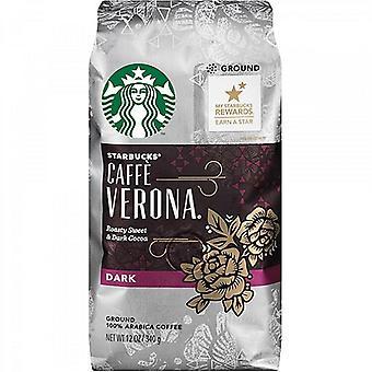Caffè di Starbucks Caffe Verona tostatura scura terra