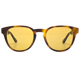 Paul Smith Lennie Sunglasses In Mahogany Brown