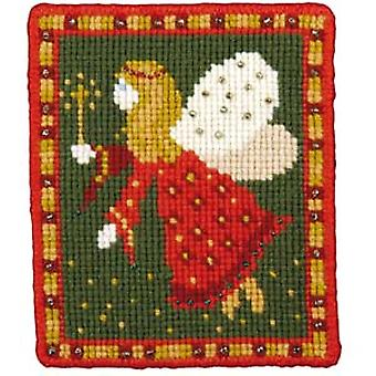 Christmas Fairy Needlepoint Kit
