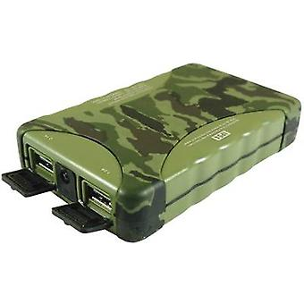 Power bank (spare battery) Beltrona Camouflage 10400 Li-ion 10400 mAh