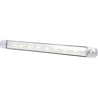 LED interior light High-performance LEDs (W x H x D) 238 x 25 x 10.4 mm SecoRü
