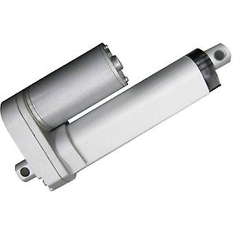 Linear actuator 24 Vdc Stroke length 100 mm 250 N Drive-System E