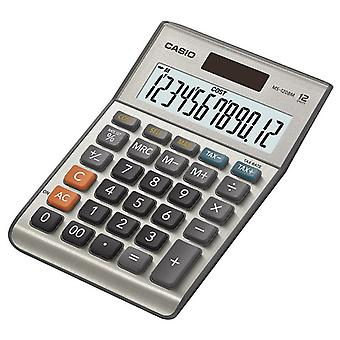 Calculadora de impuesto/coste/venta/margen escritorio Casio 12 dígitos (modelo no. MS120BM)