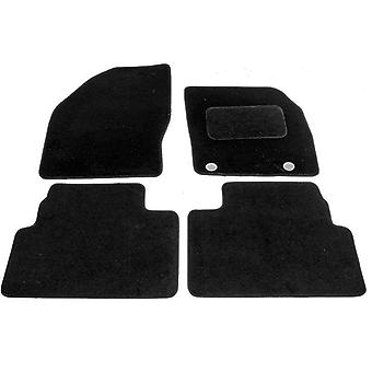 Fully Tailored Car Floor Mats - Ford B-MAX 2012-2018 Black