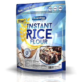 Quamtrax Nutrition Instant Rice Flour 2 Kg Brownie (Sport , Food , Breakfast)