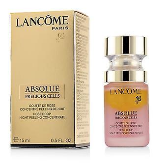 Lancome Absolue Precious Cells Rose droppe natt Peeling koncentrat - 15ml/0,5 oz