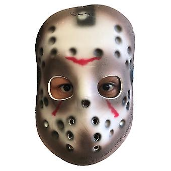 Jason Voorhees Friday The 13th Horror Movie Men Eva Hockey Mens Costume Mask