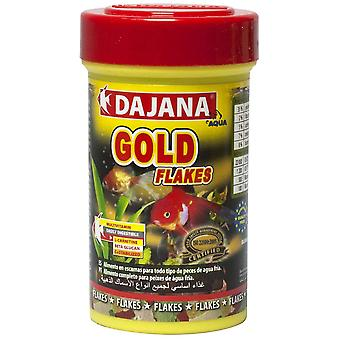 Dajana Gold 100 ml (Fish , Food , Warm Water)