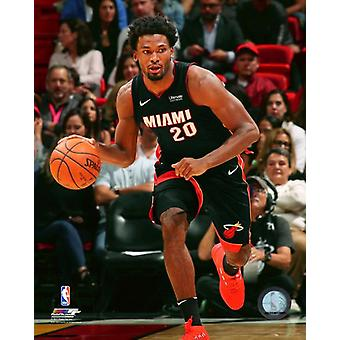 Justise Winslow 2017-18 Action Photo Print
