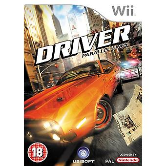 Driver Parallel Lines (Nintendo Wii)