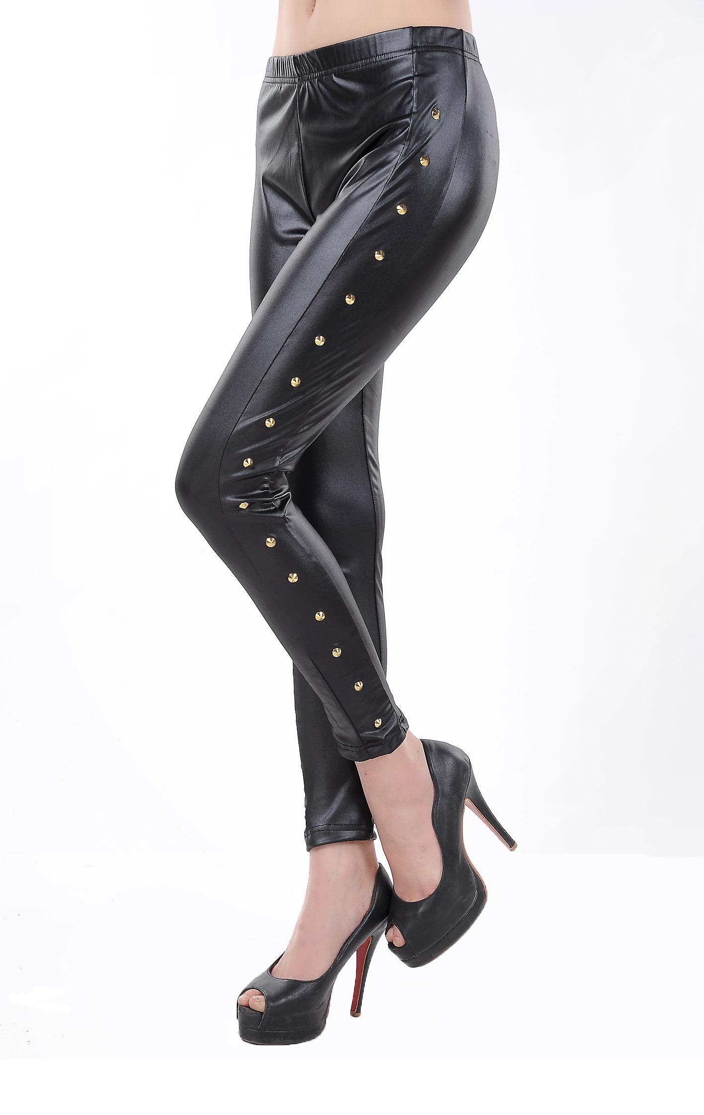 Waooh - Mode - Legging à rivets