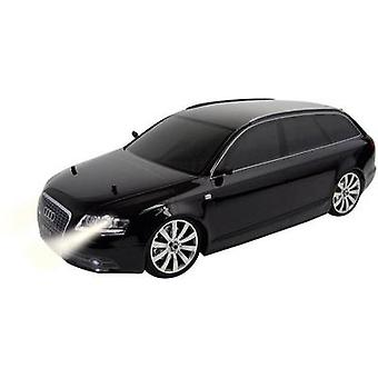 Reely 235842 1:10 Car body Audi RS6 205 mm Painted, cut, decorated, with lights