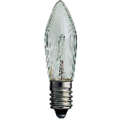 Konstsmide 1051-030 Spare bulbs 3 pc(s) E10 55 V Clear