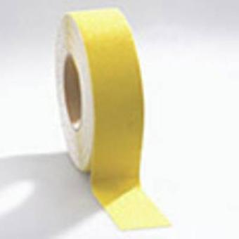 COBA Europe Anti-Slip Tapes Yellow 18.3 m 50 mm