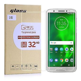 Extra Armoured Tempered Glass for Motorola Moto G6 (5.7) - 2 Pack