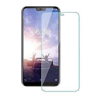 Nokia X6 Displayschutzfolie 9H Verbundglas Panzer Schutz Glas Tempered Glas