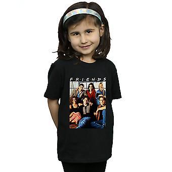 Friends Girls Group Photo Window T-Shirt