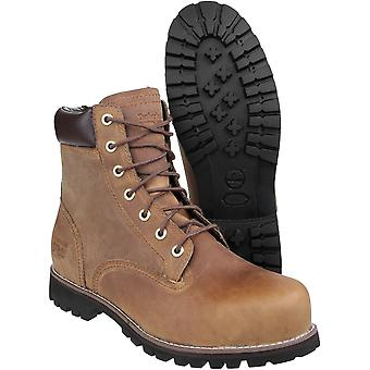 Timberland Mens Eagle Pro Penetration Resistant Leather Work Safety Boot