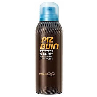 Piz Buin Protect and Cool Erfrischende Sonnen-Mousse 200 ml