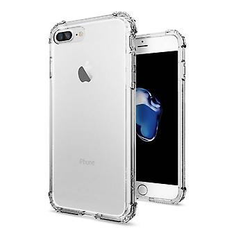 Stuff Certified ® Transparent Clear Flexible Gel Bumper Case Cover Case iPhone 7 Plus