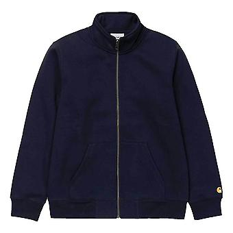 Carhartt WIP Chase Highneck sudor oscuro