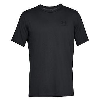 Sob a armadura Sportstyle esquerda peito 1326799001 universal todos os homens do ano t-shirt