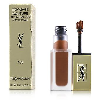 Yves Saint Laurent Tatouage Couture Metallics - Tribal Kupfer # 103 - 6ml/0,2 oz