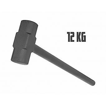 Marteau en acier de gymnastique 12kg