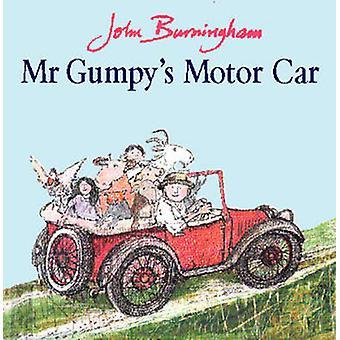 Mr.Gumpy's autojen John Burningham - 9780099417958 kirja