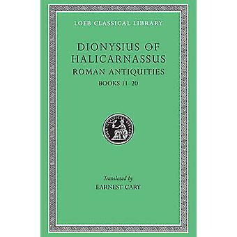 Roman Antiquities - v. 7 by Dionysius of Halicarnassus - E. Cary - 978