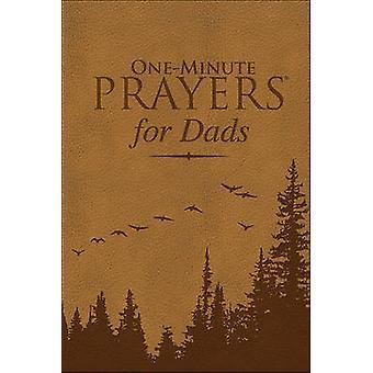Einer Minute Gebete für Väter von Nick Harrison - 9780736966627 Buch