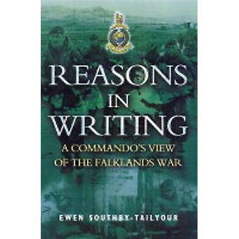 Tak z powodów na piśmie - Commando widok podczas wojny przez Ewen
