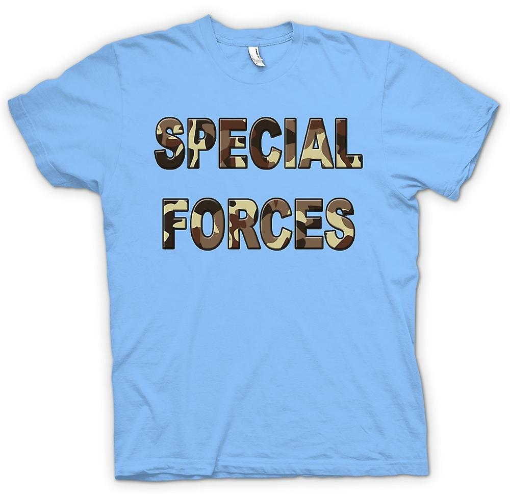 Mens T-shirt-Special-Forces-Elite