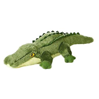 Aurora Mini Flopsies - Alligator Soft Toy 20cm